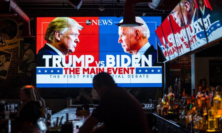 I due leader statunitensi sfidanti alle presidenziali