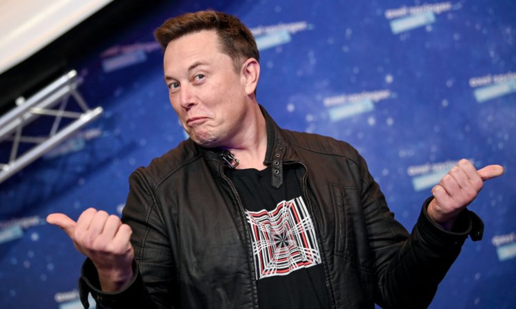 L'investitore sudafricano Elon Musk