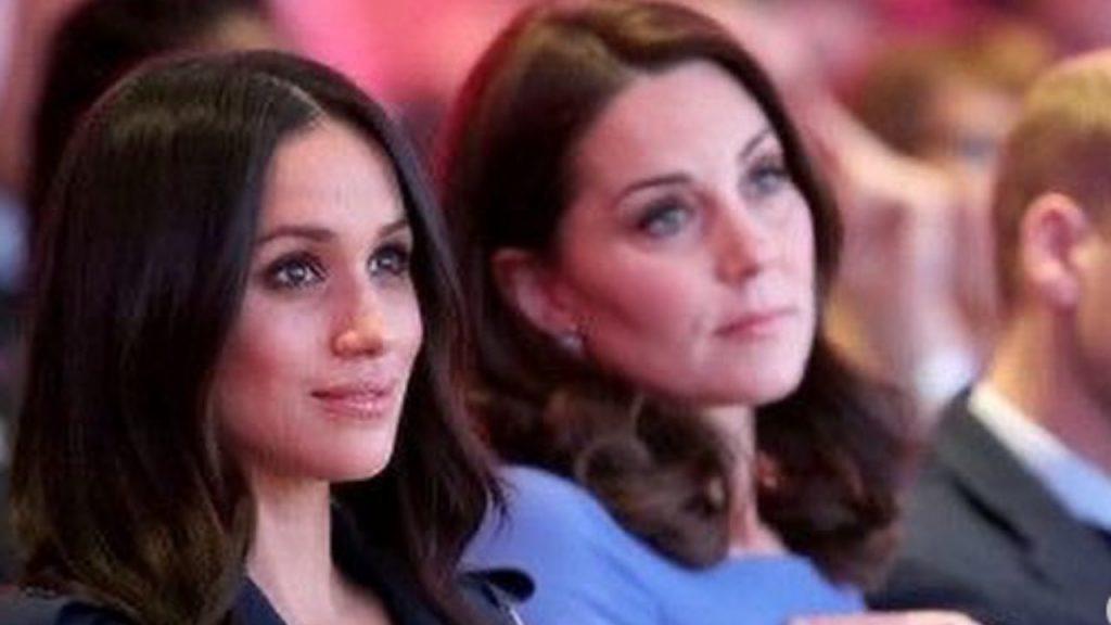 Meghan e Kate: cognate reali