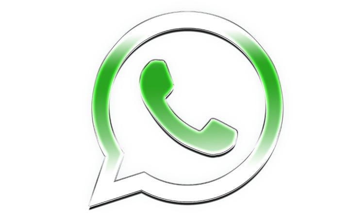 WhatsApp icona telefono