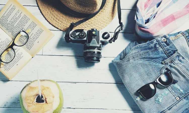 accessori per le vacanze