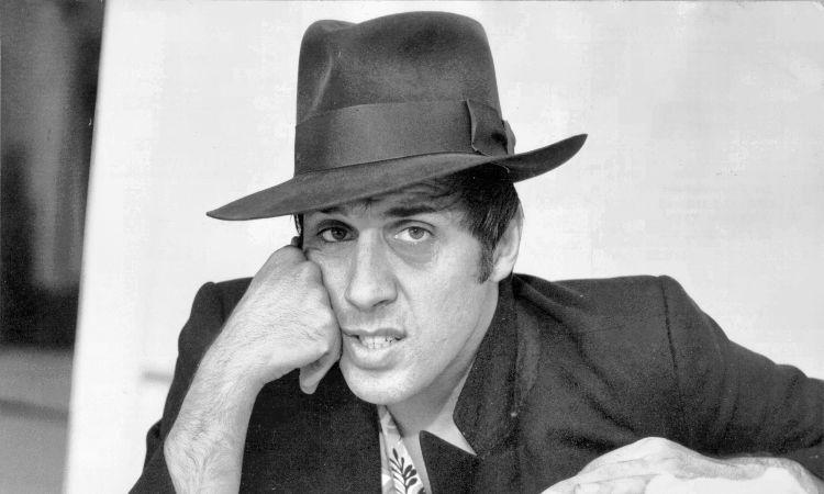 Adriano Celentano cappello