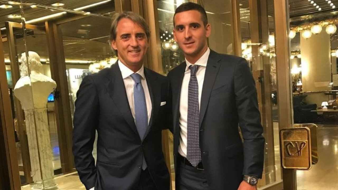 Roberto ed Andrea Mancini