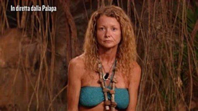 Angela Miillo Isola dei famosi