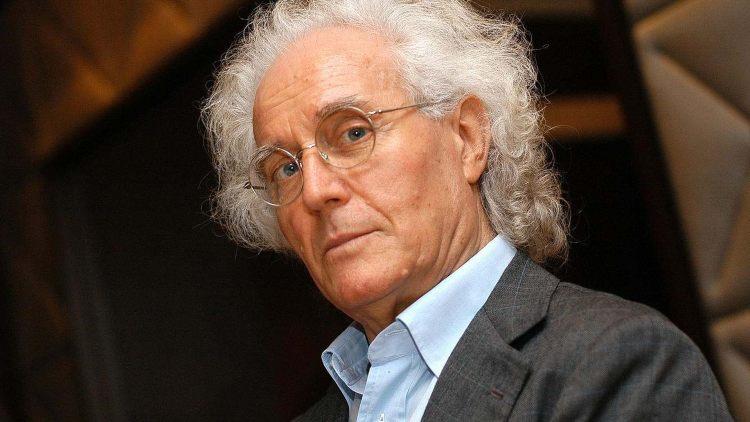 Luciano Benetton occhiali