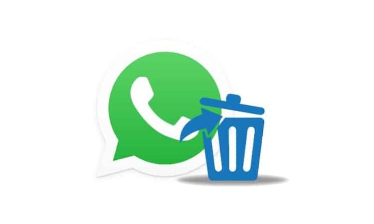 cancellare la chat di WhatsApp