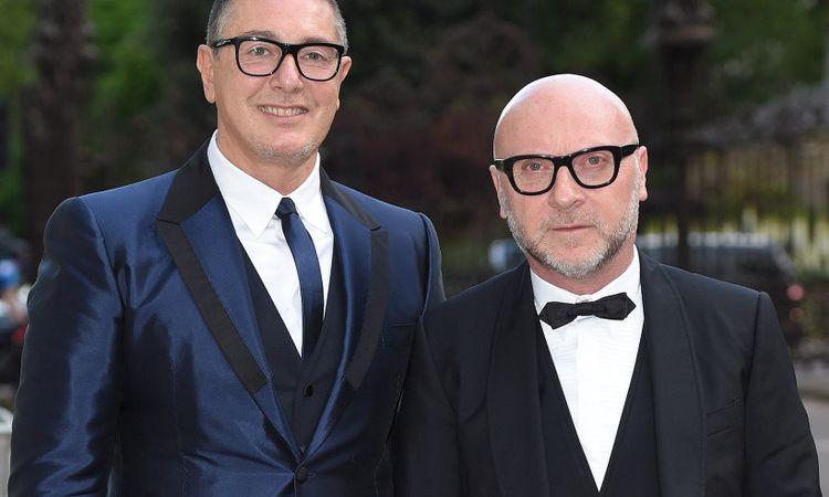 Stefano e Domenico sorridono eleganti