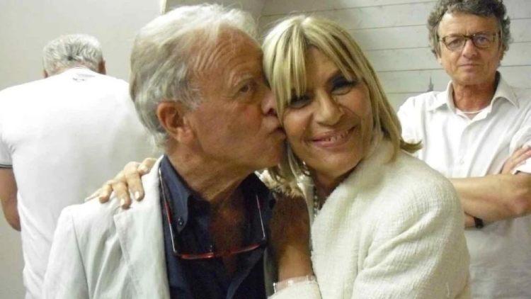 Gemma Galgani e Ennio Zingarelli bacio
