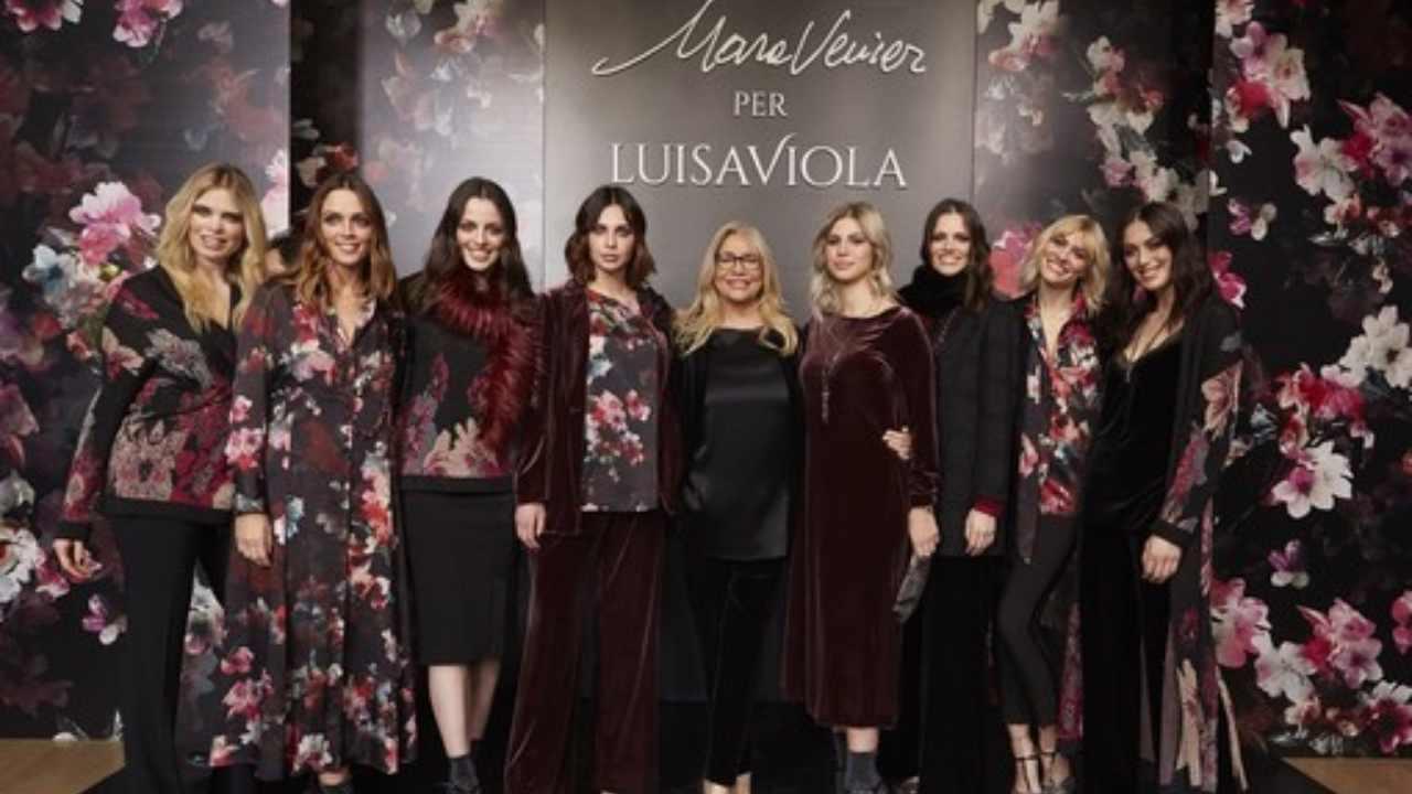 Mara Venier per Luisa Viola