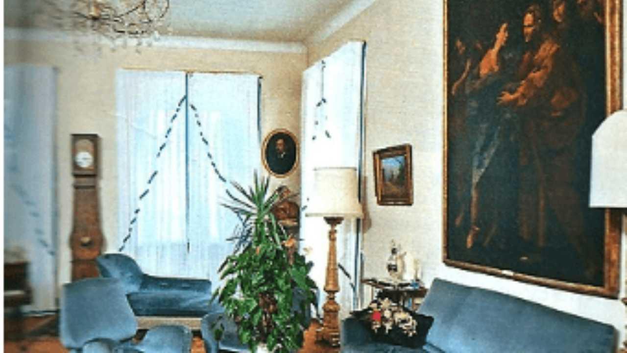 Casa di Massimo Giletti