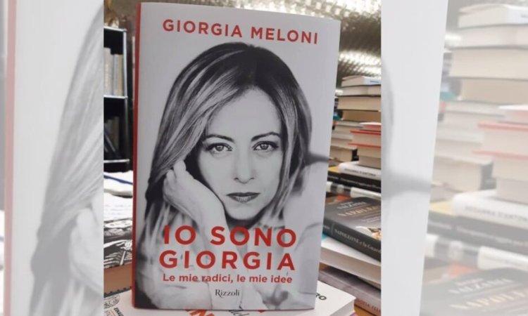 nuovo libro di GiorGia Meloni