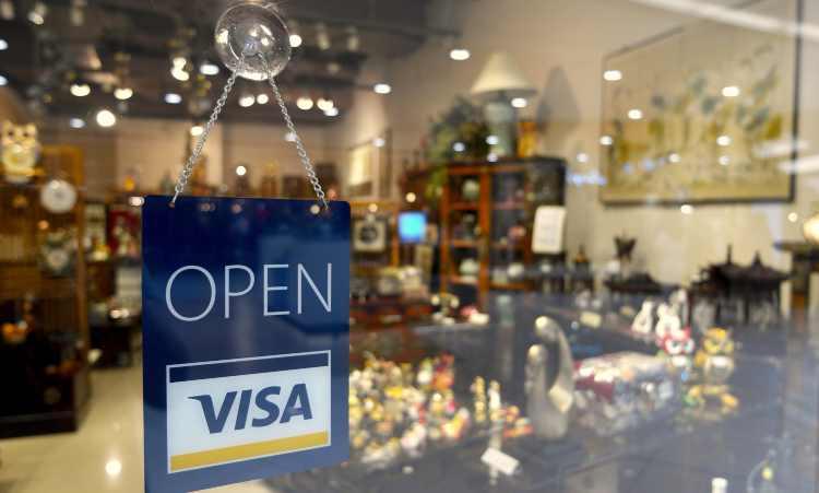 pagamenti consentiti con carta circuito visa