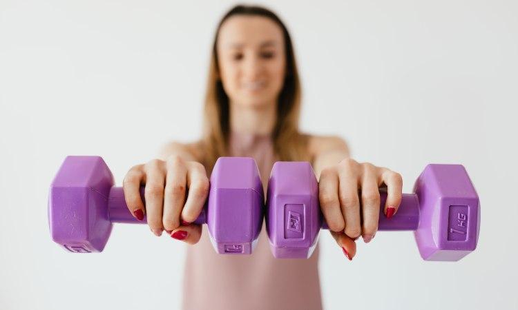 pesi per allenamento