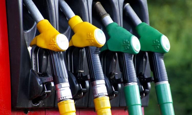 pompe della benzina