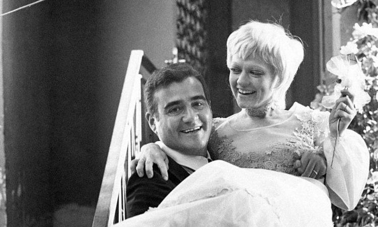 Teddy Reno e Rita Pavone matrimonio