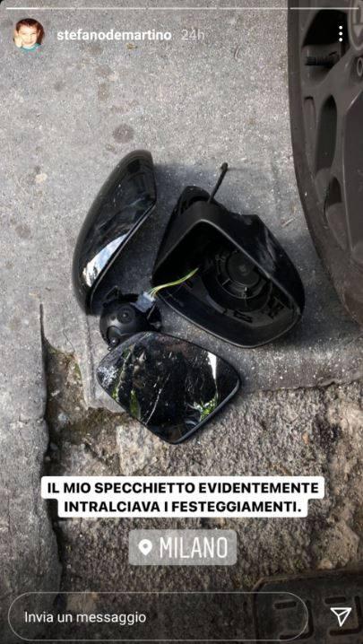 Stories di Stefano De Martino