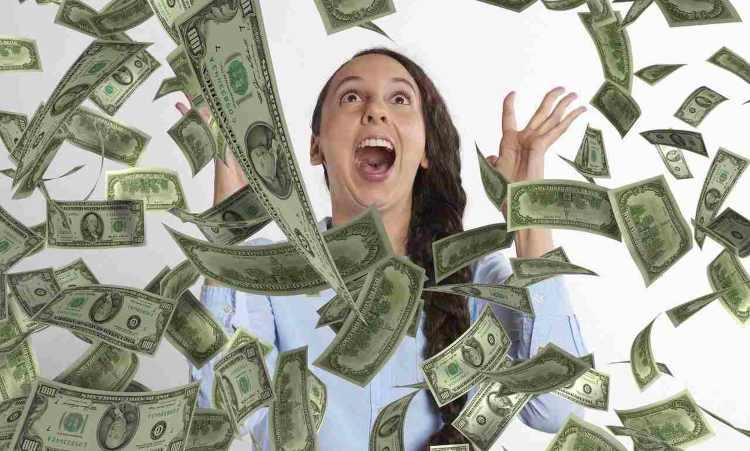 vincita di denaro