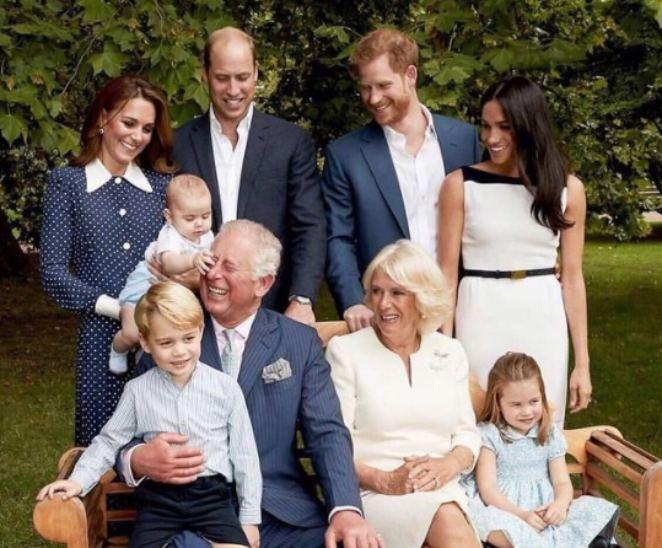 Foto di famiglia- Royal Family