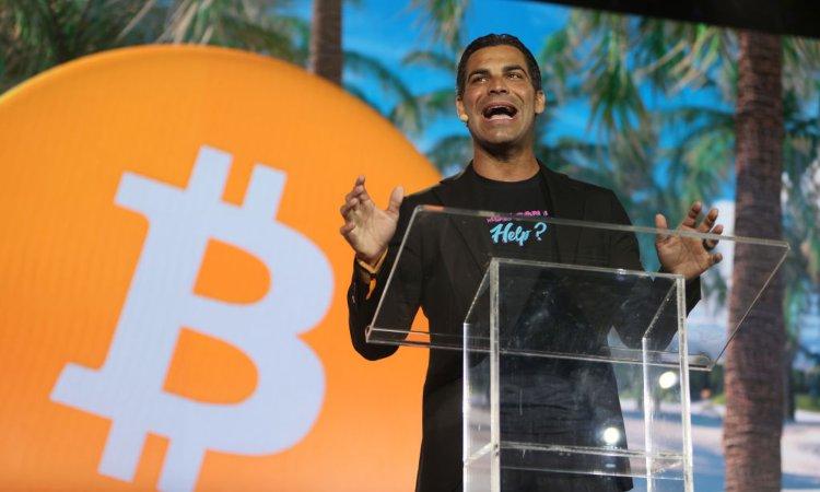La Bitcoin convention del 2021 con ospiti illustri
