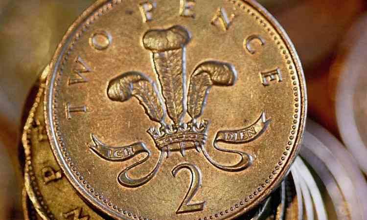 Moneta two pence