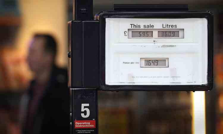 Distributore benzina
