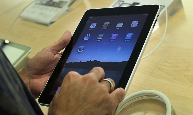 Un tablet di ultima generazione
