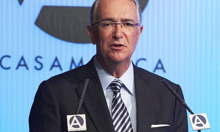 Il presidente del Gruppo Salinas, Ricardo Salinas Pliego