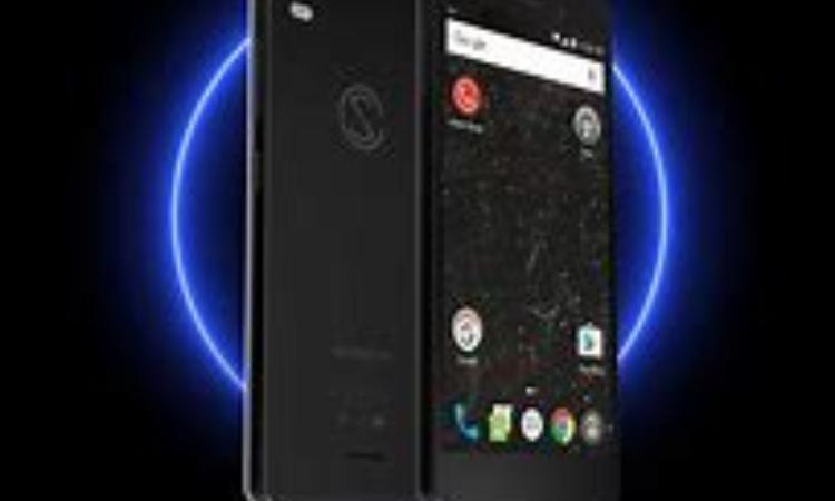 Uno dei vari modelli di Blackphone