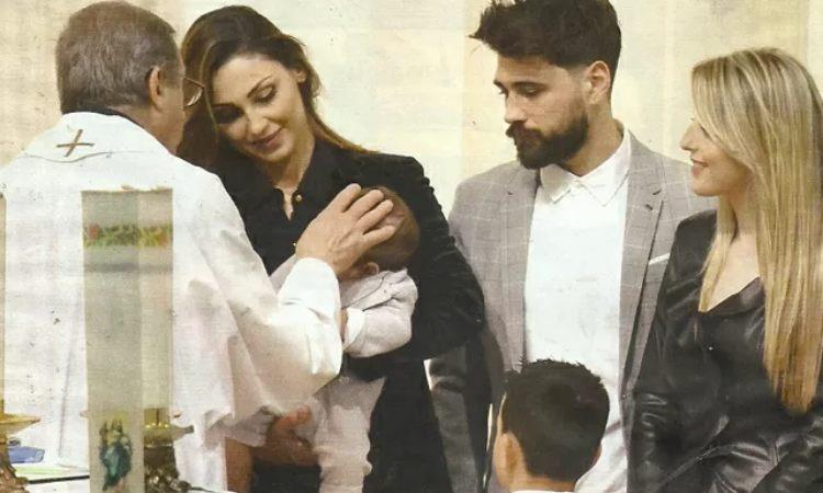 Anna Ttangelo e giuseppe battesimo
