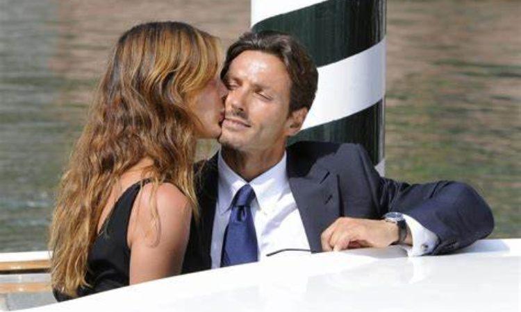Silvia e Piersilvo bacio