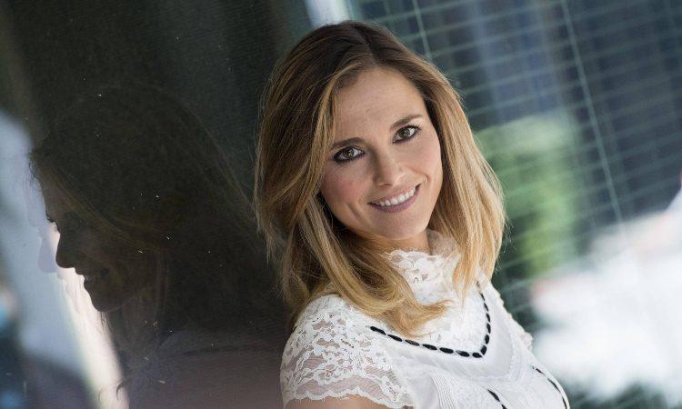 Francesca Fialdini maglia bianca