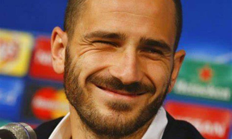 Leronardo sorride