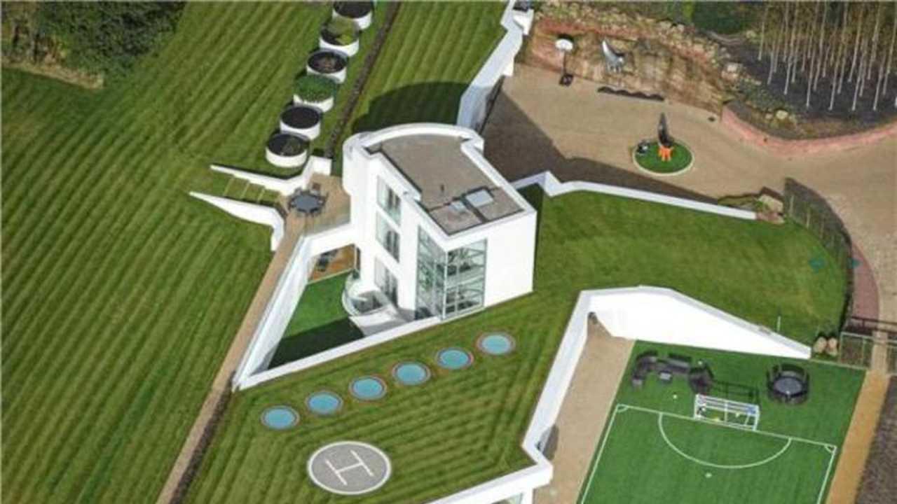Casa di Liverpool di Mario Balotelli