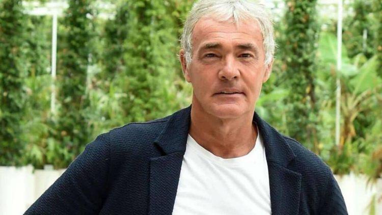 Massimo Giletti sorride