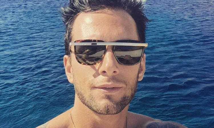Matteo Provvedi occhiali da sole