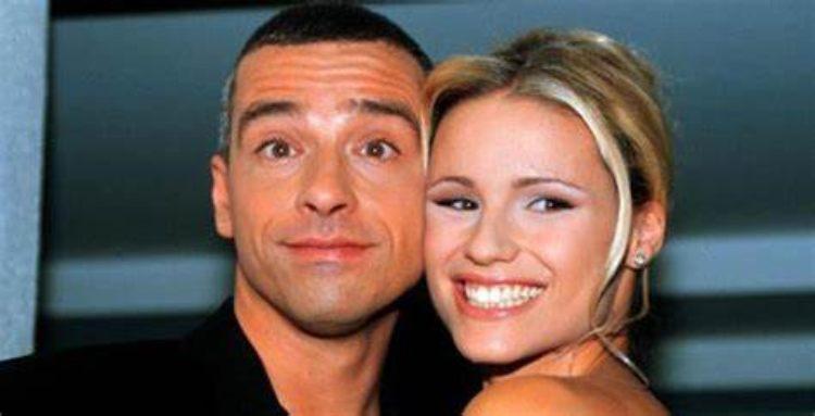 Michelle ed Eros sorridono