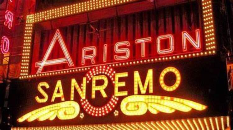 Ariston Sanremo logo