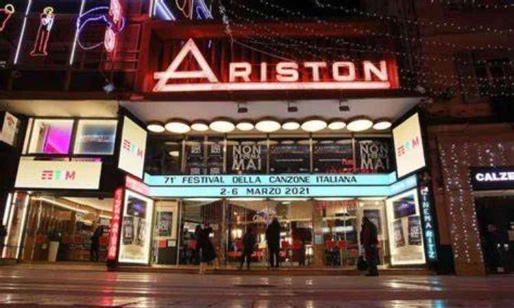 Ariston palco