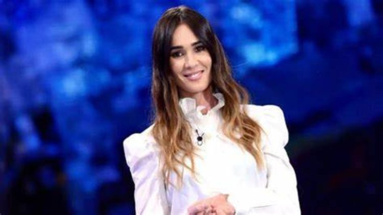 Silvia Toffanin sorride