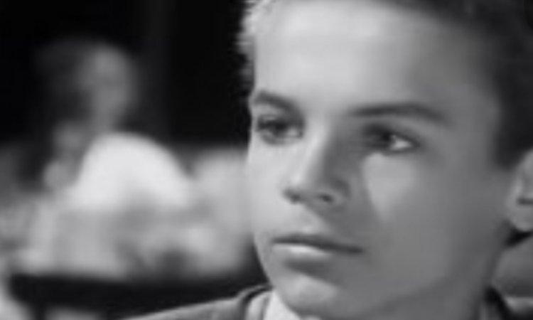Terence Hil da giovane