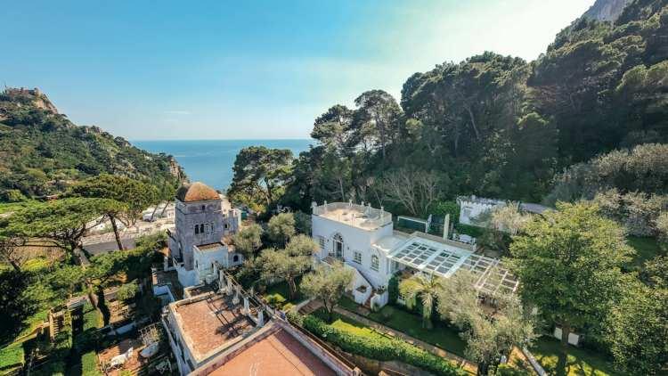 Villa Capri De Sica