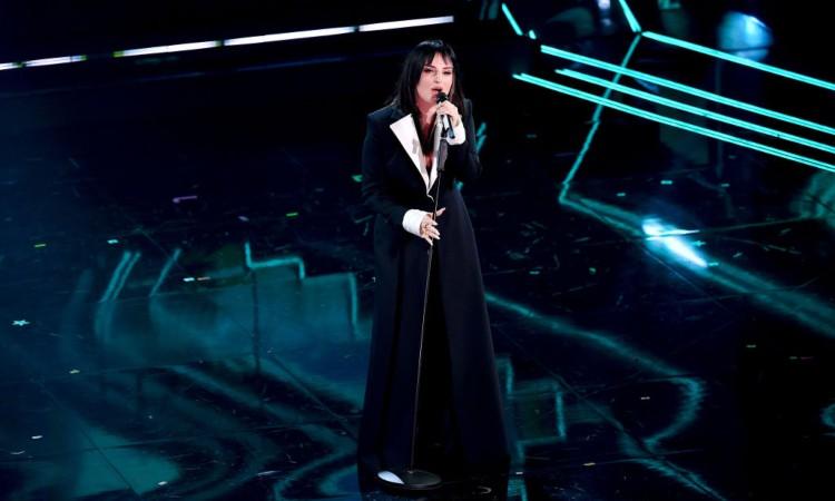 La cantante Arisa ospitata a San Remo