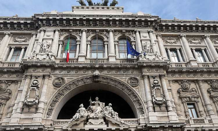La corte suprema di Roma vista dal basso