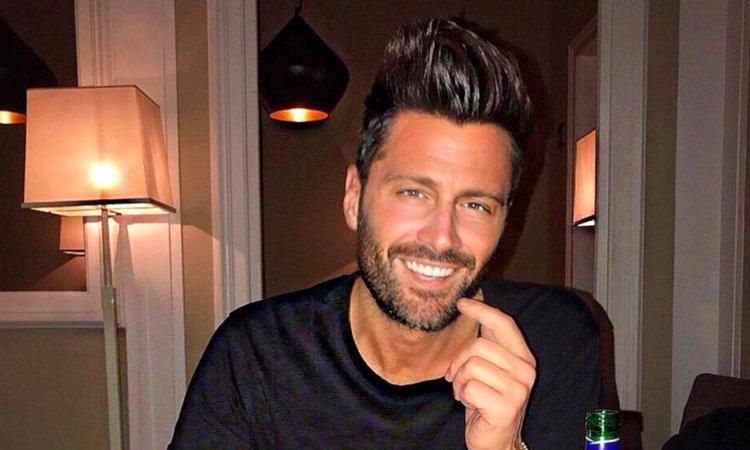 Filippo Bisciglia sorride