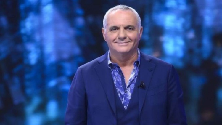 Giorgio sorride