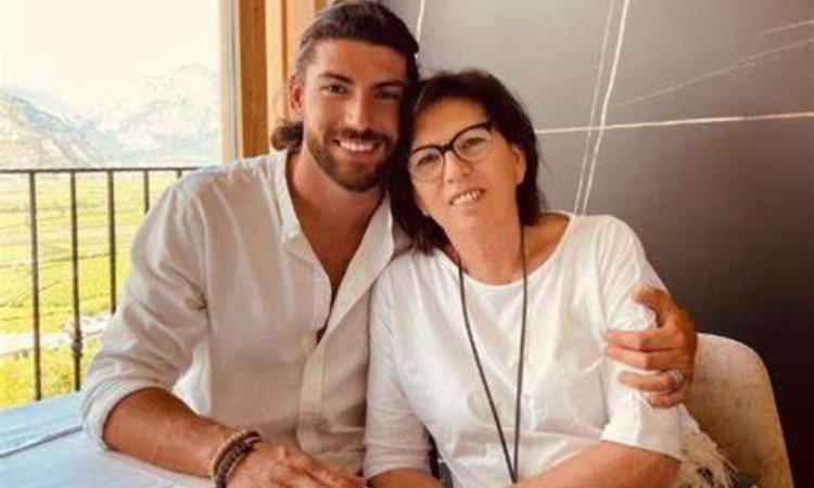 Ignazio e mamma