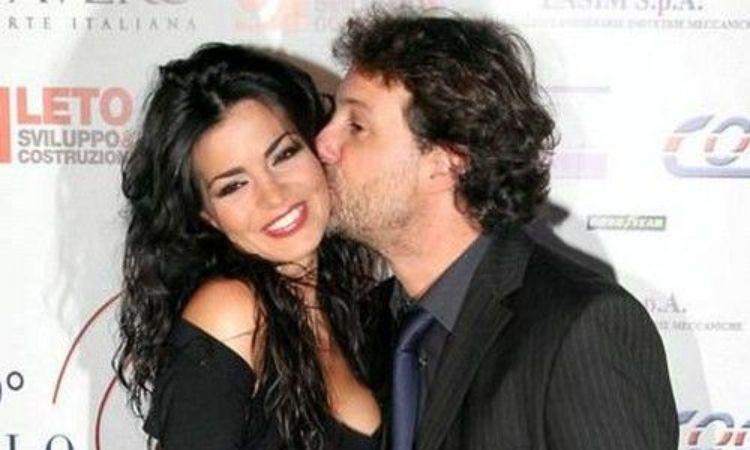 Laura Torrisi bacio con Pieraccioni