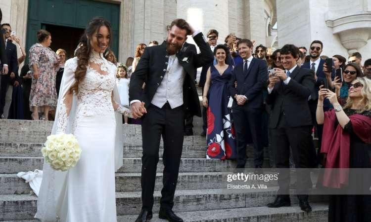 Lorella e Niccolò sposi