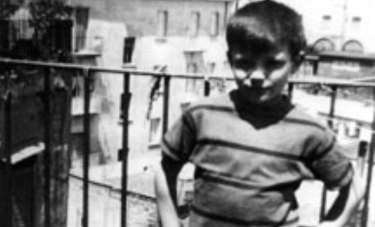 Massimo Ranieri piccolo