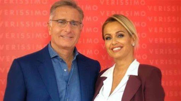 Sonia e Paolo sorride